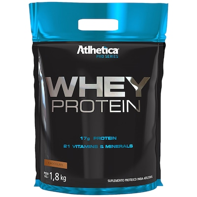 Whey Protein Athletica Pro Series - Chocolate - 1,8 Kg