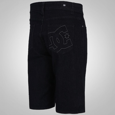Bermuda Jeans DC Embroyed - Masculina