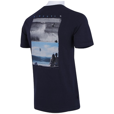 Camiseta Rip Curl Bad Time Good Time - Masculina