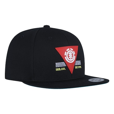 Boné Aba Reta Element Coverage Classics - Strapback - Adulto