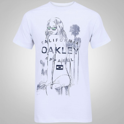 Camiseta Oakley Califórnia Dream - Masculina