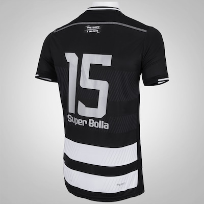 Camisa do XV de Piracicaba I 2015 c/nº Super Bolla
