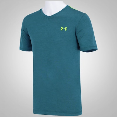 Camiseta Under Armour Tech Vneck - Masculina