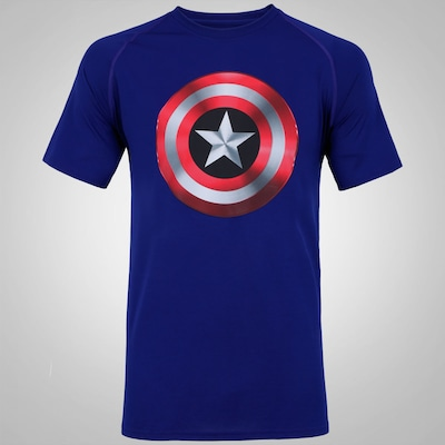 Camiseta Under Armour Capitão América 2.0 - Masculina