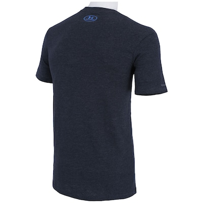 Camiseta Under Armour Triblend Lockertag - Masculina