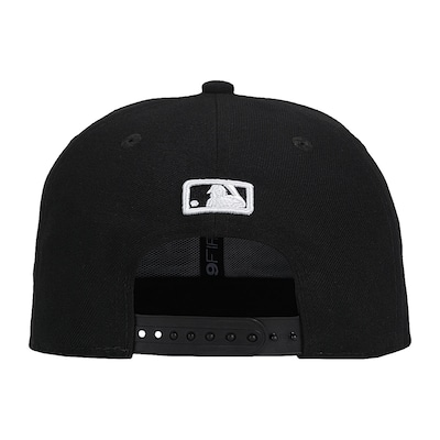 Boné Aba Reta New Era Los Angeles Dodgers MBPERBON017 - Snapback - Adulto