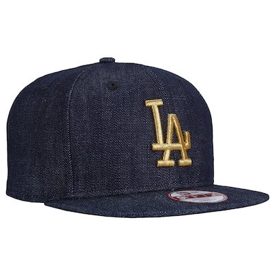 Boné Aba Reta New Era Los Angeles Dodgers - Strapback - Adulto