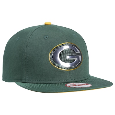 Boné Aba Reta New Era Green Bay Packers - Snapback - Adulto