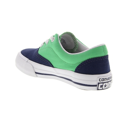 Tênis Converse All Star Skidgrip Canvas OX - Infantil