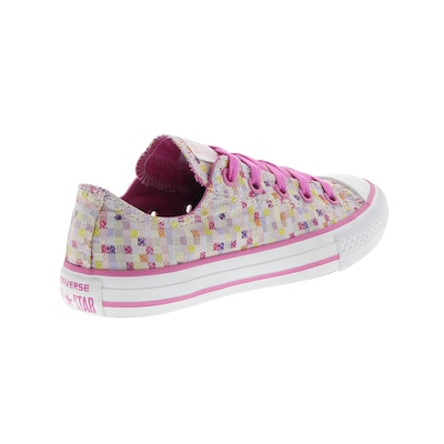 Tênis Converse All Star CT As Pop Ox - Infantil