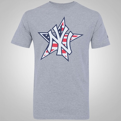 Camiseta New Era 17 Start New York Yankees - Masculina