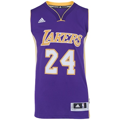 Camiseta Regata adidas NBA Swingman Lakers Kobe - Masculina