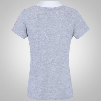 Camiseta adidas Essentials Slim - Feminina