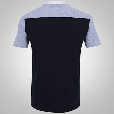 Camiseta Red Bull Block Color - Masculina