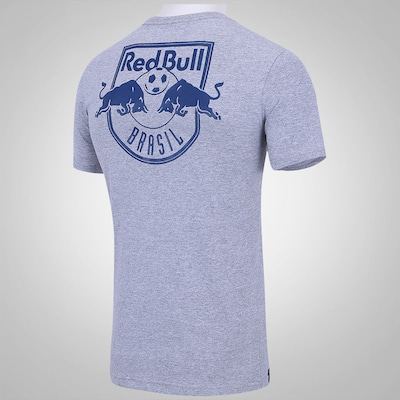 Camiseta do Red Bull Brasil Double Logo 15 - Masculina