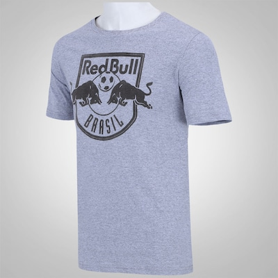 Camiseta do Red Bull Brasil Velvet - Masculina