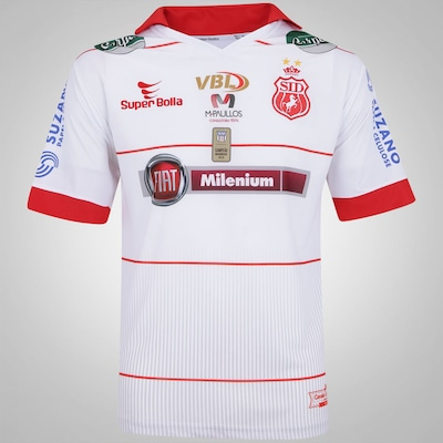 Camisa do Imperatriz II 2015 nº 10 Super Bolla