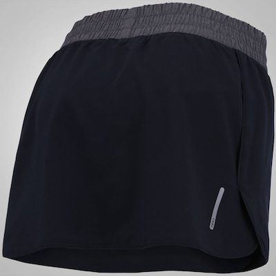 Shorts Saia Mizuno Wave Run - Feminino
