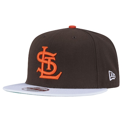 Boné Aba Reta New Era Saint Louis Cardinals - Snapback - Adulto