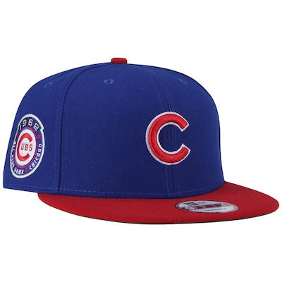 Boné Aba Reta New Era Chicago Cubs - Snapback - Adulto