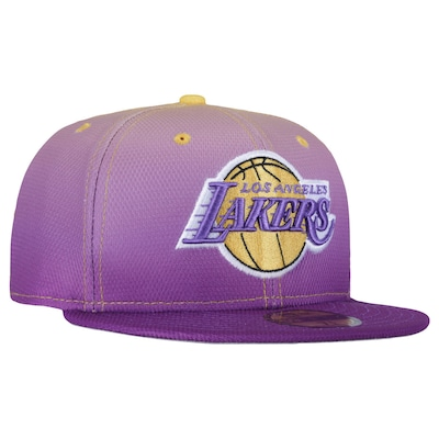 Boné Aba Reta New Era Los Angeles Lakers - Fechado - Adulto