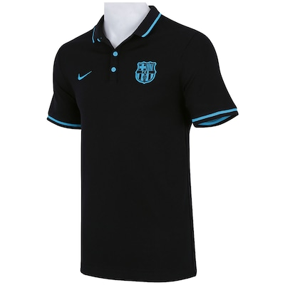 Camisa Polo Nike Barcelona Auth DCPT - Masculina
