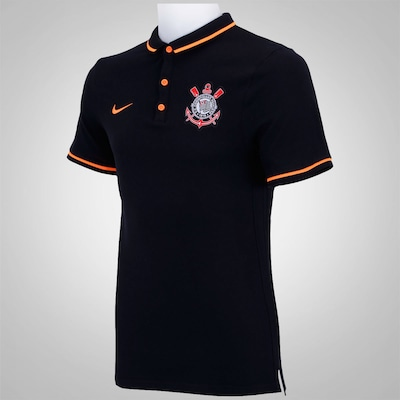 Camisa Polo do Corinthians 2015 Authentic DCP Nike - Masculina