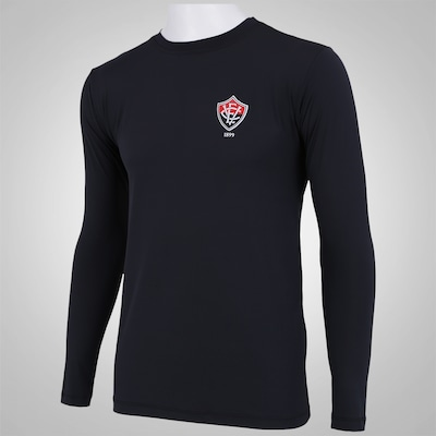 Camiseta Manga Longa do Vitória R2 Sports UV - Masculina