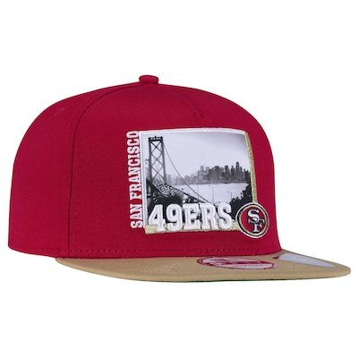 Boné Aba Reta New Era San Francisco 49Ers - Snapback - Adulto