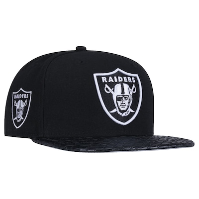 Boné Aba Reta New Era Oakland Raiders - Strapback - Adulto