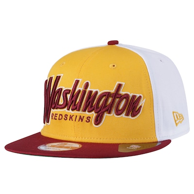 Boné Aba Reta New Era Washington Redskins - Snapback - Adulto