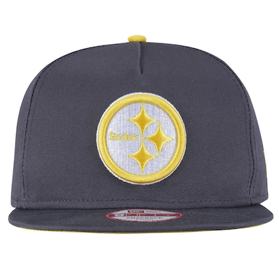 Boné Aba Reta New Era Pittsburgh Steelers NFL - Snapback - Adulto