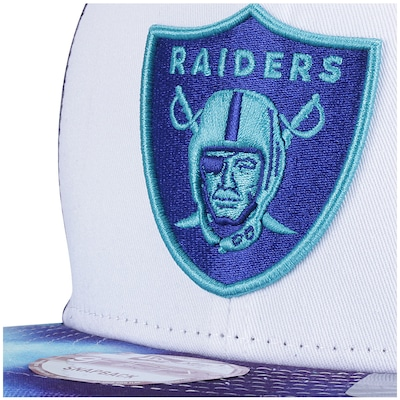 Boné Aba Reta New Era Oakland Raiders - Snapback - Adulto