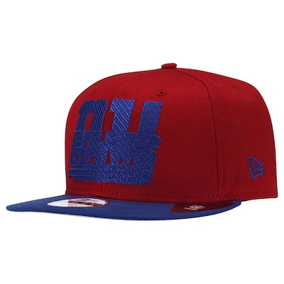 Boné Aba Reta New Era New York Giants - Snapback - Adulto