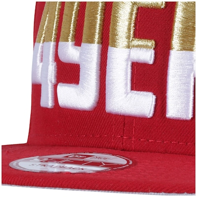 Boné Aba Reta New Era San Francisco 49Ers - Strapback - Adulto