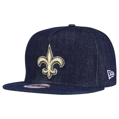 Boné Aba Reta New Era New Orleans Saints - Strapback - Adulto