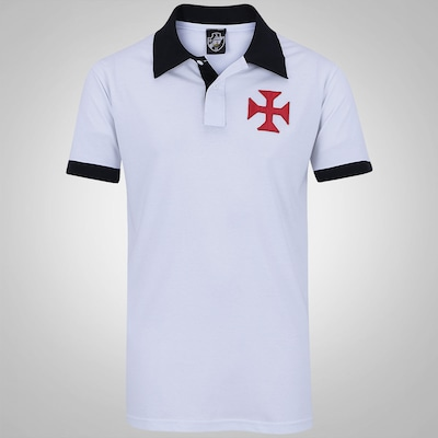 Camisa Polo Vasco da Gama Tradition - Masculina