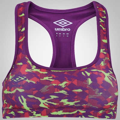 Top Umbro Camo - Adulto