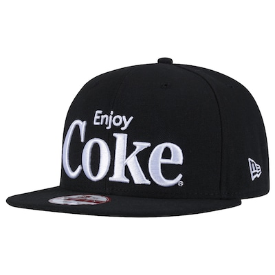 Boné Aba Reta New Era Coca-Cola Enjoy 950- Strapback- Adulto