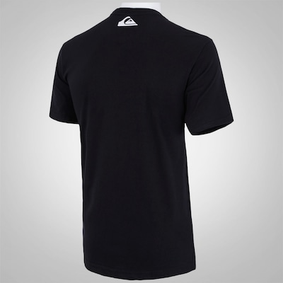 Camiseta Quiksilver Prismes and Checks - Masculina