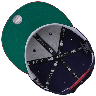 Boné Aba Reta New Era All Star Patch Redux 1953 - Snapback - Adulto