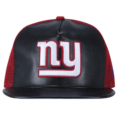 Boné Aba Reta New Era New York Giants - Strapback - Trucker - Adulto