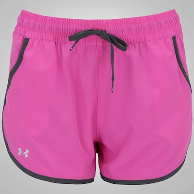 Shorts Under Armour 2x Rally - Feminina