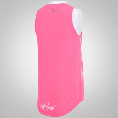 Camiseta Regata Under Armour All Over Pri - Feminina