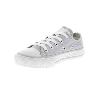 Tênis Converse All Star CT AS Shine OX - Infantil