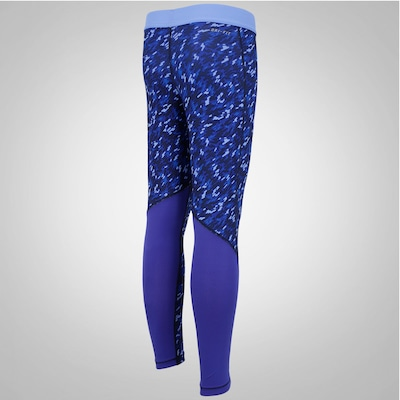 Calça Legging Estampada Nike Pro Cool AOP1 Tight - Feminina