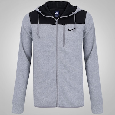 Jaqueta com Capuz Nike Advance 15 Fleece Full Zip - Masculina