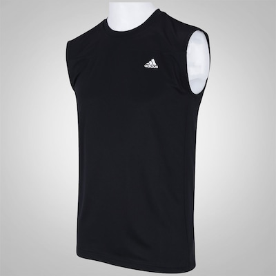 Camiseta Regata adidas Base Plain - Masculina