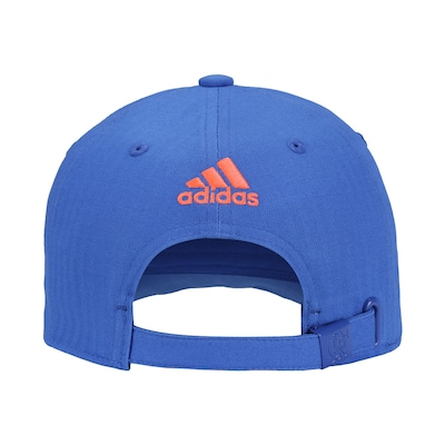 Boné do Flamengo adidas 3S - Strapback - Adulto