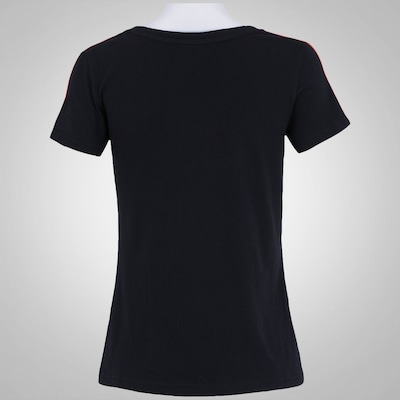 Camiseta do Flamengo adidas 3S - Feminina